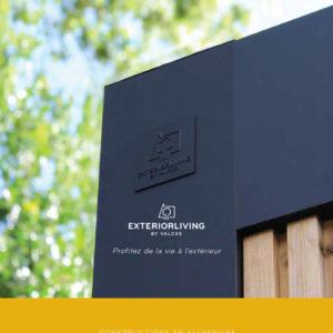 Brochure Constructions aluminium Exterior Living