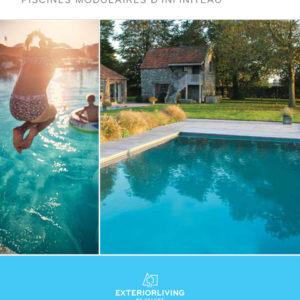 Brochure piscine Exterior living